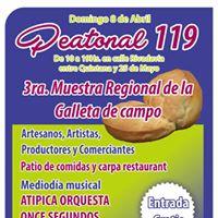 3 Muestra Regional de la Galleta de Campo en Pellegrini