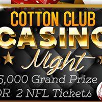 Cotton Club Casino Night Summer Cabaret Series