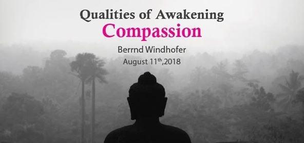 Qualities of Awakening - Compassion