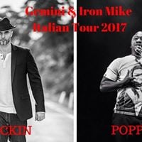 Gemini &amp Iron Mike Italian Tour 2017