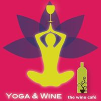 Wine &amp Yoga at The Wine Caf