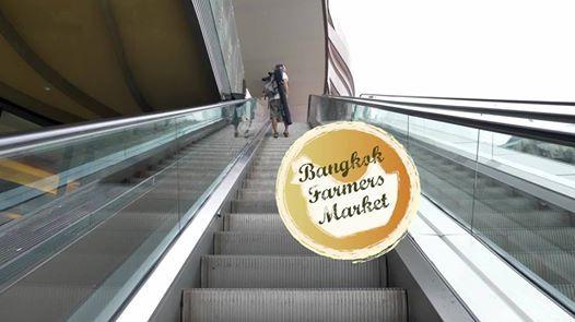 Bangkok Farmers Market at Habito Mall Jun 1st - 2nd 2019