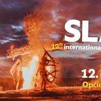 12. Meunarodni Slama Land Art Festival
