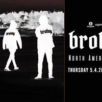 Brohug at Stereo Live  Houston