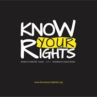 Know Your Rights Youth-led Campaign Launch
