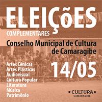 Eleies Complementares para o Conselho de Cultura de Camaragibe
