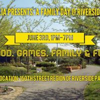 A Family Day  Riverside Park