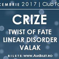 CrizeTwist of FateLinear DisorderValak