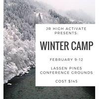 Junior High Winter Camp