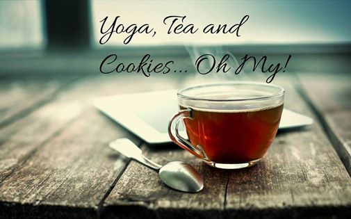 Christmas Eve (Day) Yoga and Tea