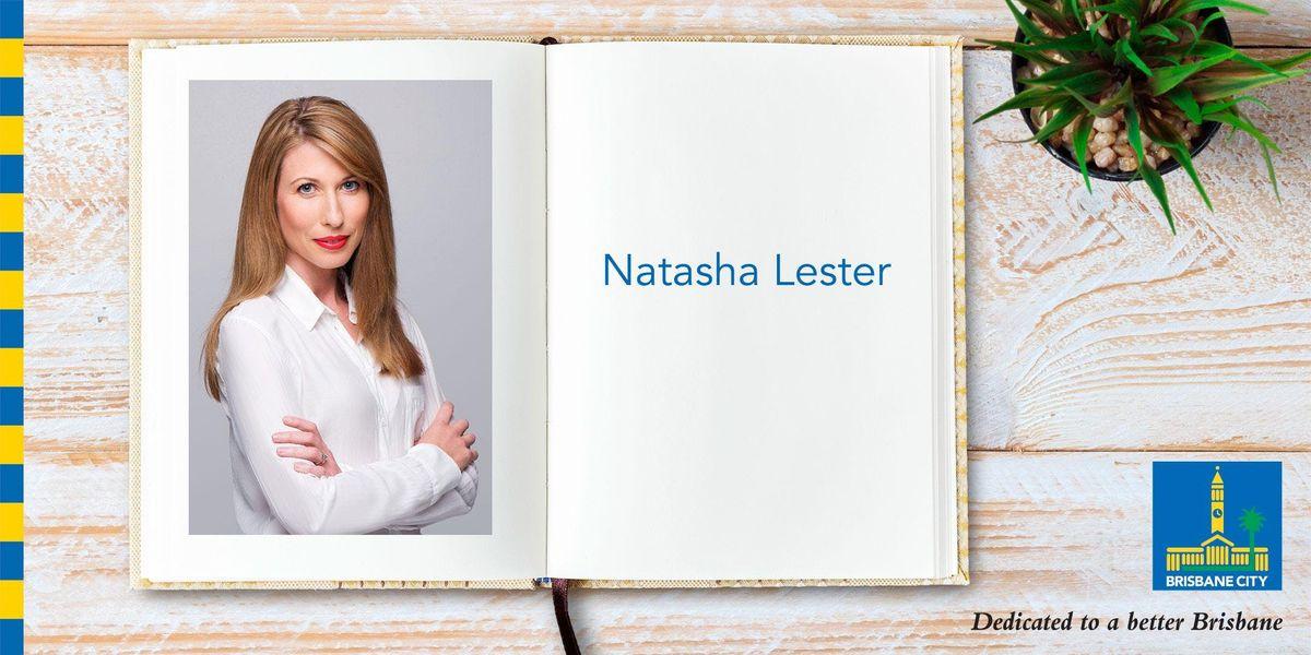 Meet Natasha Lester - Chermside Library
