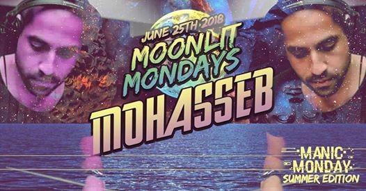 Moonlit Mondays ft. Mohasseb