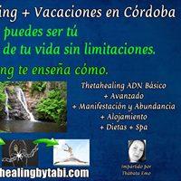 Sper-Pack Thetahealing  Vacaciones en Crdoba