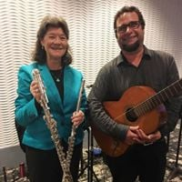 Flute &amp Guitar with the Wentworth-Romero Duo