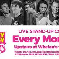 Cherry Comedy at Whelans with George Fox