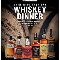 Jack Daniels Dinner - SOLD OUT