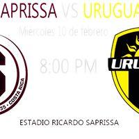 Saprissa VS Uruguay