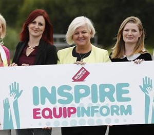 INSPIRE Training with Women for Election - CORK