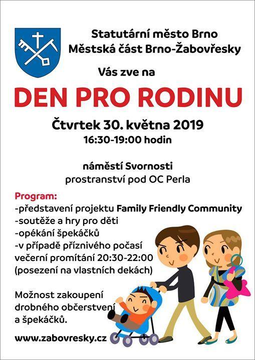 Den pro rodinu