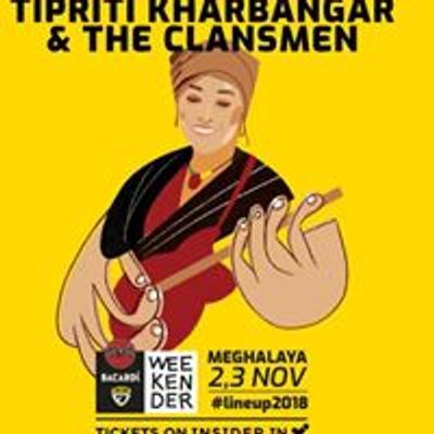 Tipriti Kharbangar