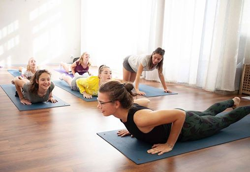 Open classes - Yoga voor kinderen