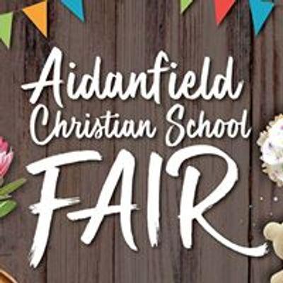 Aidanfield Christian School Fair