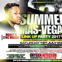 Summer Mas-Vegas (UK &amp IreLand) LinkUp Party 2017