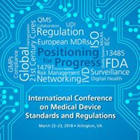 Intl Conference on Medical Device Standards and Regulations