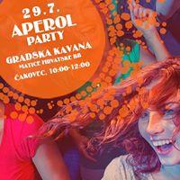 Aperol Spritz Party Gradska Kavana akovec