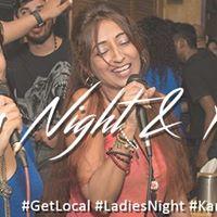 Karaoke and Ladies Night in Kamanahattan
