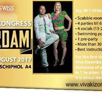 Viva Kizomba Congress Amst.  Switzerland Lets Go
