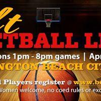 BCS Basketball League  Huntington Beach Sunday evenings