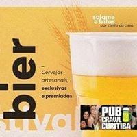 Pub Crawl Open Bier Festival  Salame &amp Freetas