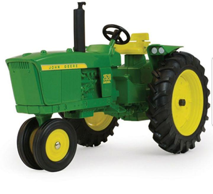 melford crank up tractor run