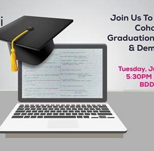 Codi Cohort 2 - Graduation Ceremony and Demo-Day