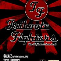 Triboote Fighters Foo Fighters Tribute Band