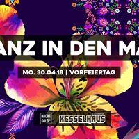 Tanz in den Mai  30.04.18  Kesselhaus