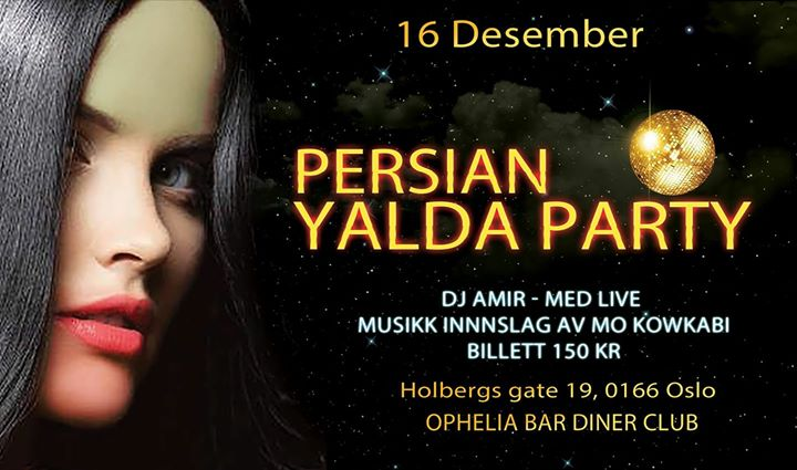 Persian Yalda Party 16.December