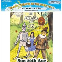 The Wizard of Oz - Outdoor Theatre