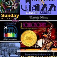 Rhythm N Jazz 2017 Concert series