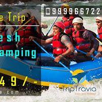 Rishikesh River Rafting &amp Camping