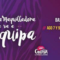 Taller de maquillaje en Arequipa