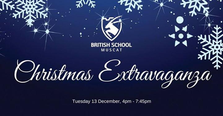BSM Christmas Extravaganza at British School Muscat, Muscat