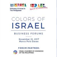 Colors of Israel Davao Business Forums