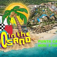 80s In The Sand 2018 Nov. 3-10th The Greatest Week Of Your Life