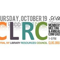CLRCs 50th Anniversary Membership Meeting &amp Conference