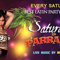 Saturday es Parranda