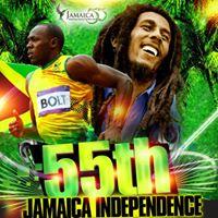 55th Jamaican Independence Party at Top a Top Sundays 8-06-17