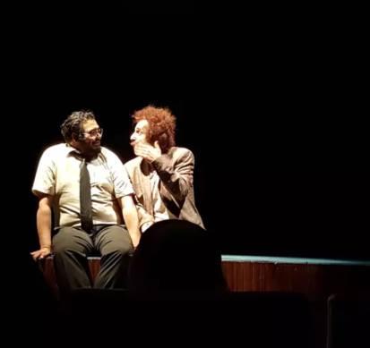 Khafeef Al Rouh a play by Jamal Mattar