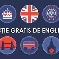 LECIE GRATIS DE ENGLEZ